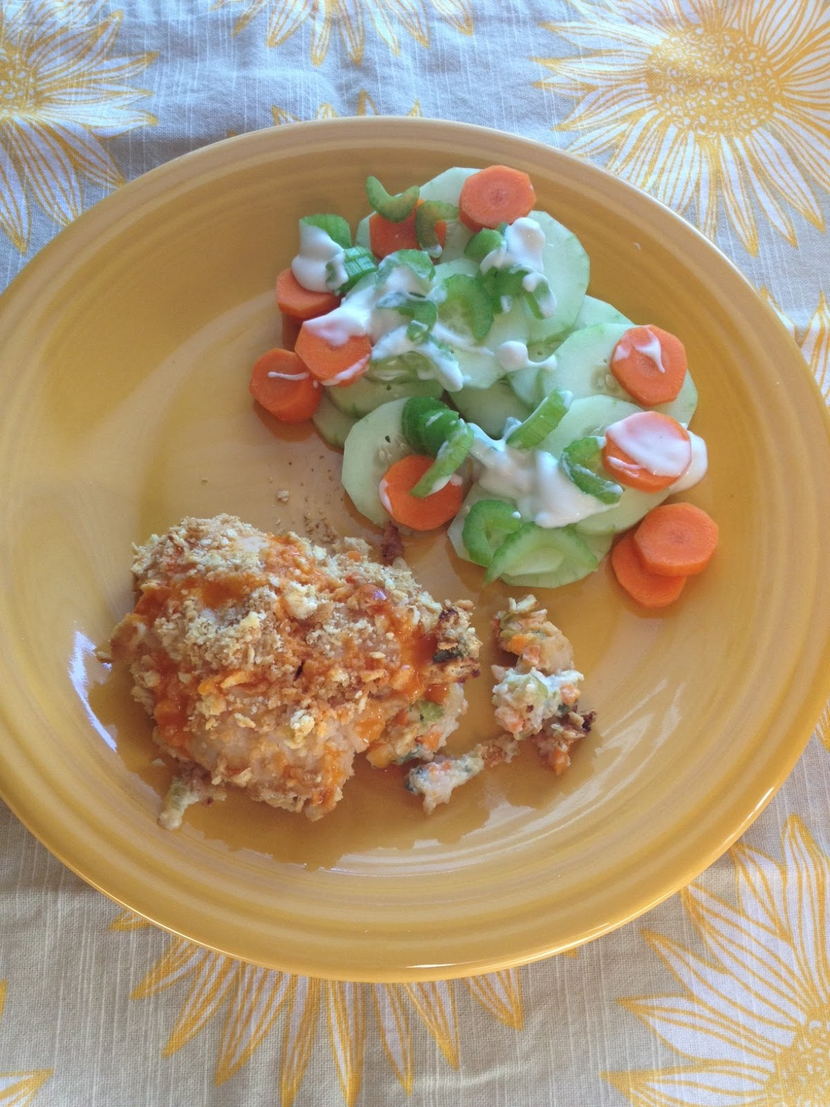 EAT ME: Buffalo Stuffed Chicken Breasts
