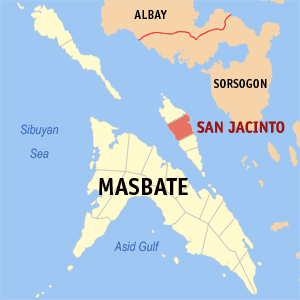 San Jacinto, Masbate News