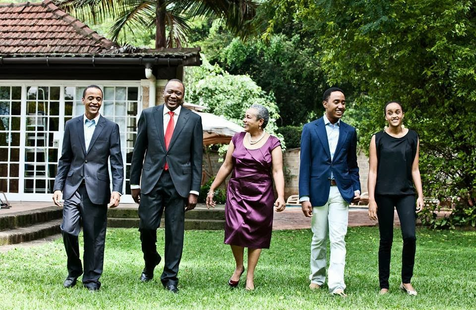Image result for uhuru kenyatta margaret kenyatta love moments