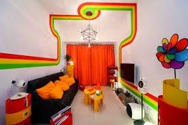 Contoh Dekorasi Ruang Tamu Minimalis Full Color