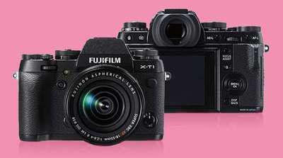 Câmera digital Fujifilm X-T1 IR tem visão raio X igual à do Super Homem