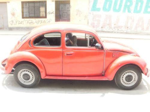 Autos Usados Per Volkswagen Escarabajo