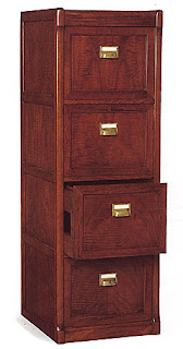 3 archivadores de madera - Archivadores de madera ...