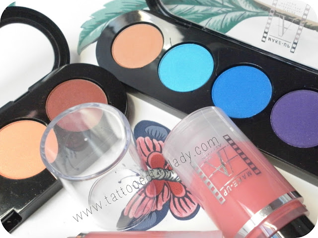 A picture of Makeup Atelier Paris products