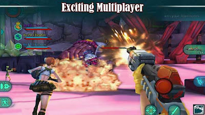 iPhone Free Games, iPhone Apps, HD Mobile Games, Download Star Warfare Black Down Mobile Game, First Person Shooter Mobile Games, Download Free Freyr Games, 2013 Mobile Games, iOS Games, iOS Apps,