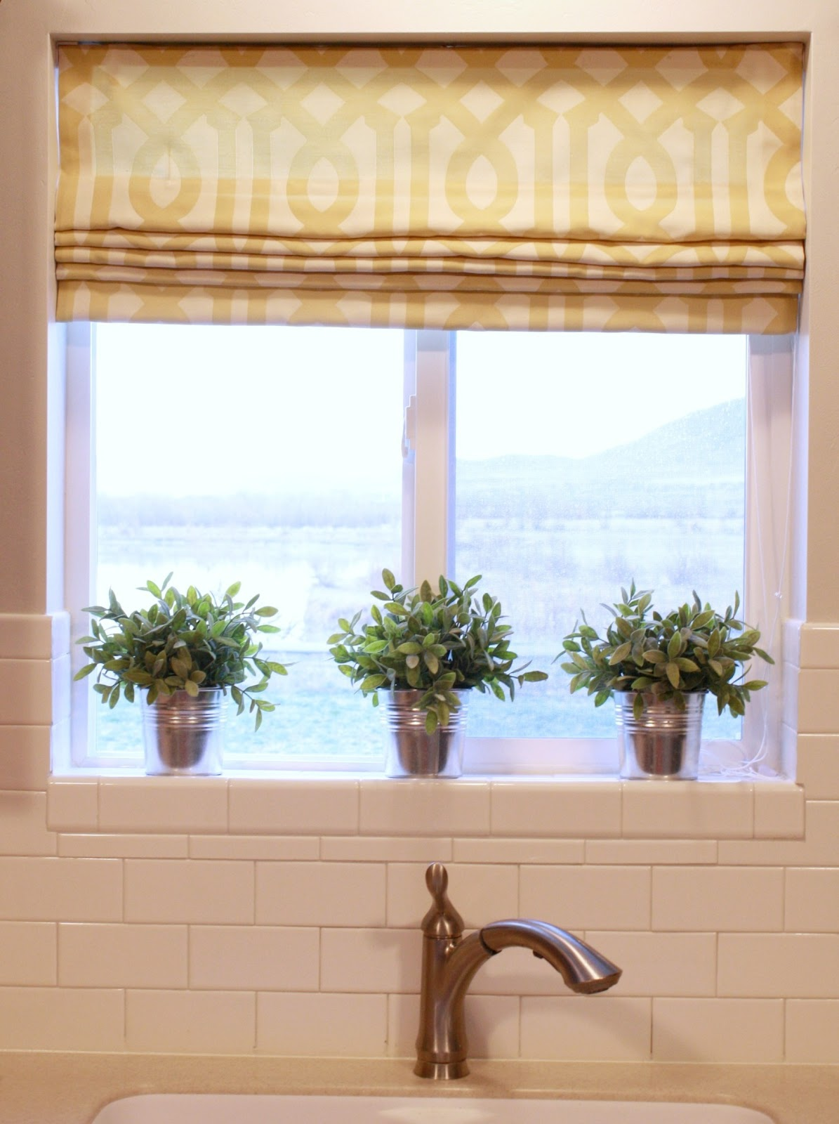 When We First Moved In, We Put Blinds On All The Other Windows In The House  Except This One. This Window Gives You The Perfect Glimpse To Our View Of  The ...
