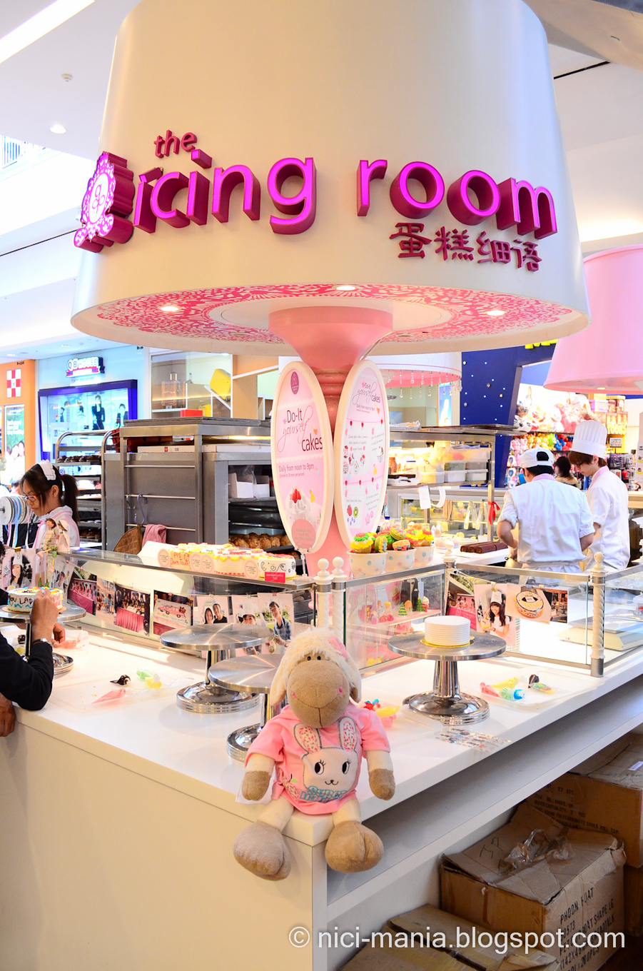 Nici mania i love nici plush toys the icing room diy cake the icing room is a specialty cake shop that offers design it yourself diy cake decorative services but why are we here solutioingenieria Images
