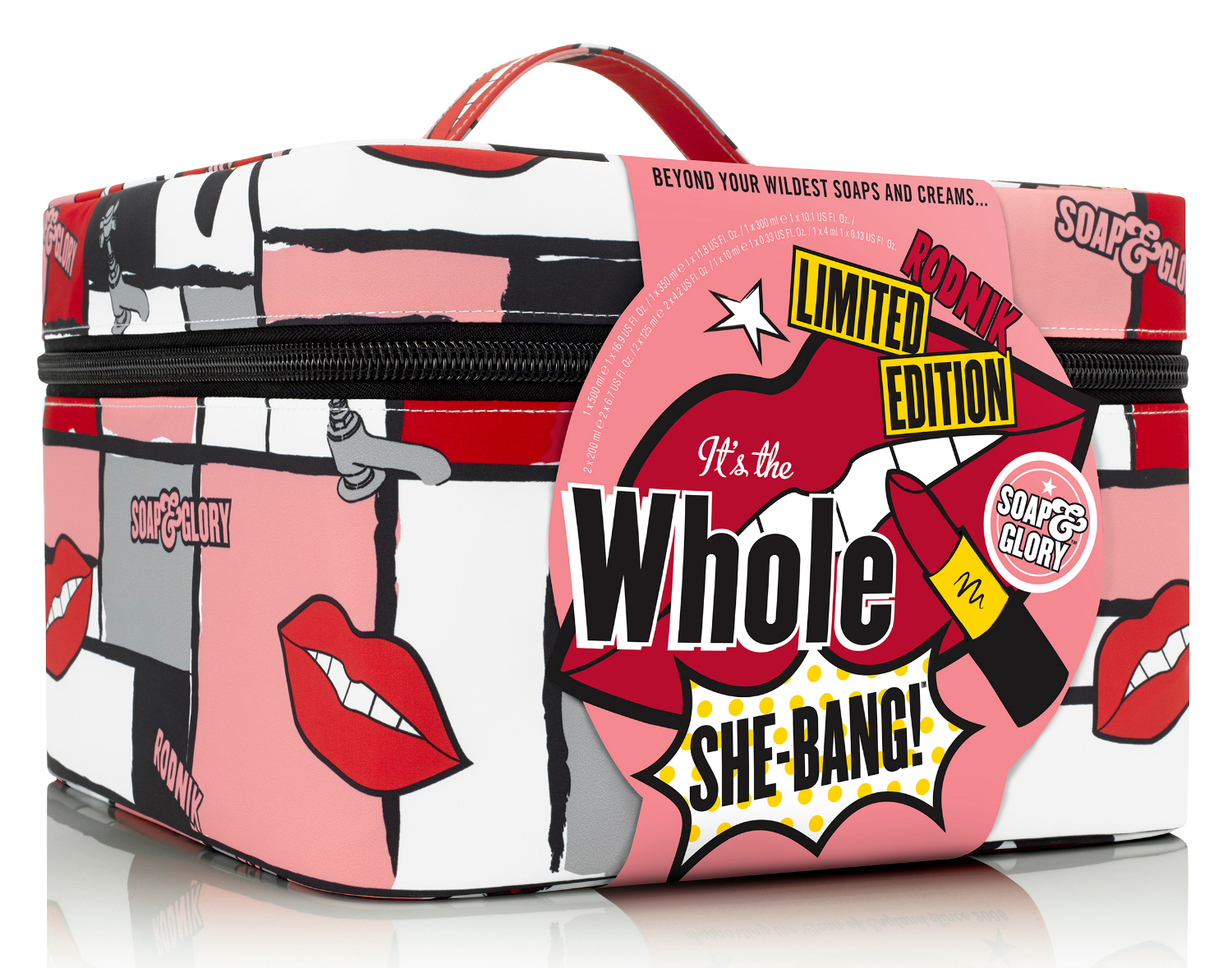 Soap & Glory Whole She-Bang 2015 Star gift