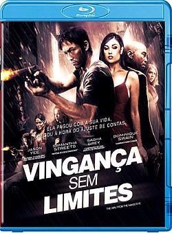 Filme Poster Vingança Sem Limites BDRip XviD Dual Audio & RMVB Dublado