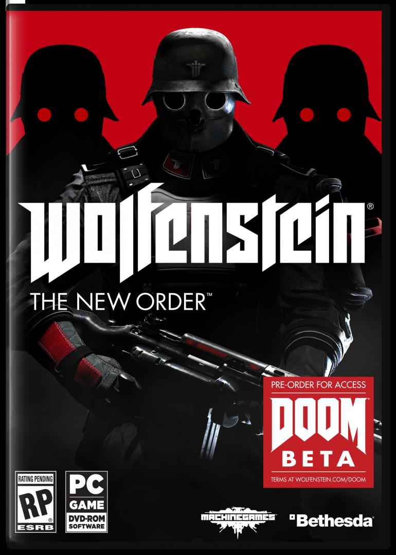 Wolfenstein capa