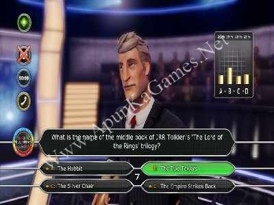 who wants to be a millionaire free game uk version