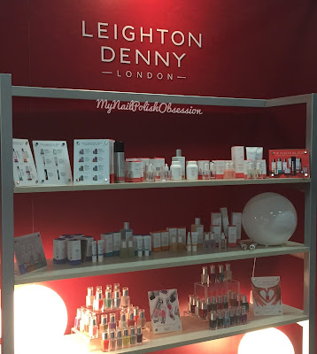 CosmoProf 2015: Leighton Denny