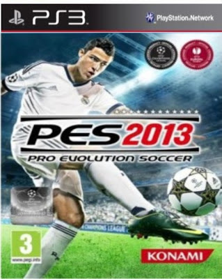 Pro Evolution Soccer 2013- PS3