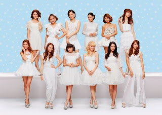 E-Girls Mr.Snowman Lyrics