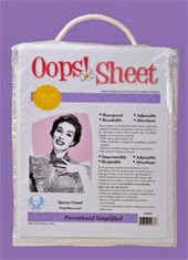 Oops! Sheet Queen Size