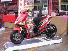 Modifi Beat Merah