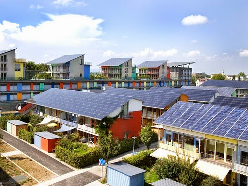 Ngành công nghiệp năng lượng mặt trời đang nóng lên