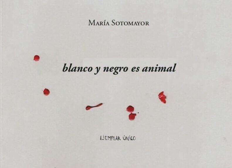 Blanco y negro es animal (2016)