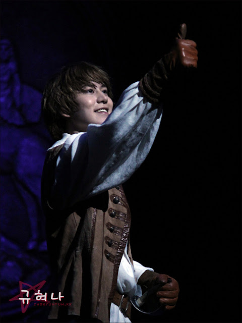 Kyuhyun The Three Musketeer 14