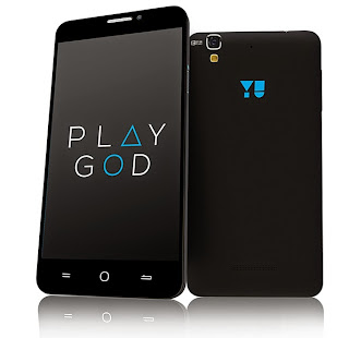 Yureka 4G Android Device in India