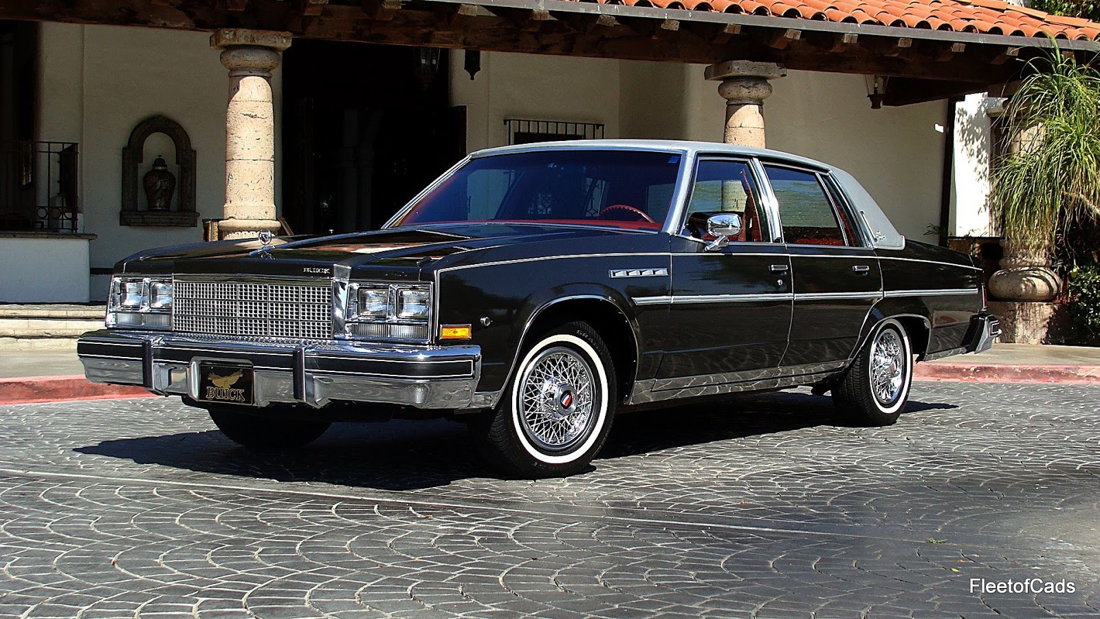 All american classic cars 1979 buick electra park avenue for The american classic