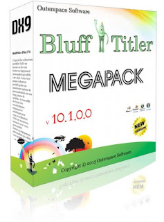 BluffTitler DX9 iTV 10.0 with Super Mega Pack Full Version