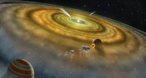 10 bizarros objetos não-planetários do nosso sistema solar