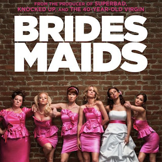 bridesmaidsposter Making a Difference. Supporting a Cause. As Easy as Going to the Movies?