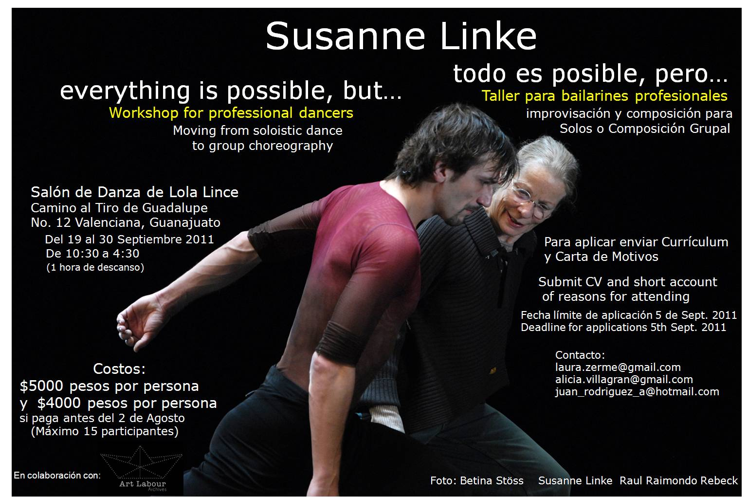 SUSANNE LINKE EN MEXICO