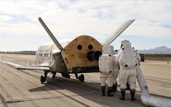 Νέα πτήση για το μυστηριώδες ρομποτικό διαστημοπλάνο Χ-37Β [video]