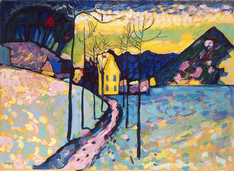 Ένας πίνακας για τον χειμώνα