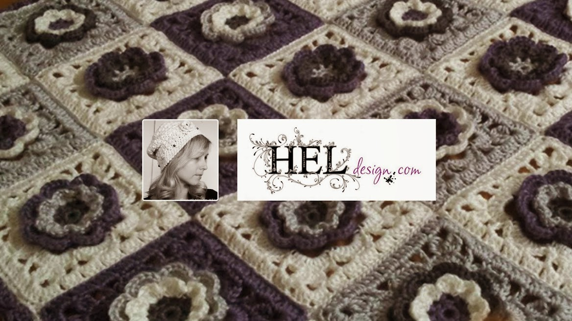 Crochet By Hege - www.HELdesign.com