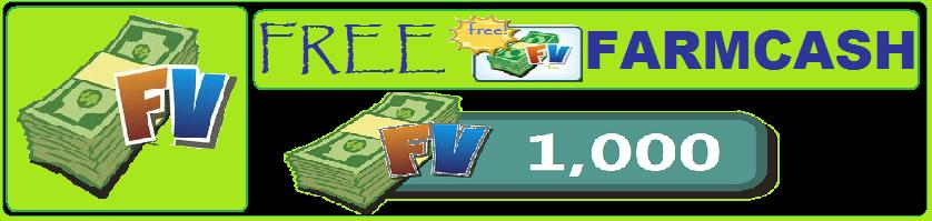 Free Farmville Farm Cash
