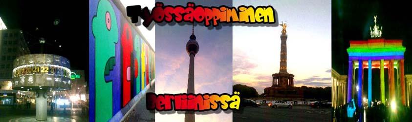 Työssäoppiminen Berliinissä