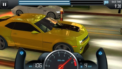 Download CSR Racing Game