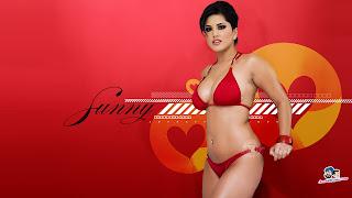 sunny leone bikini photo