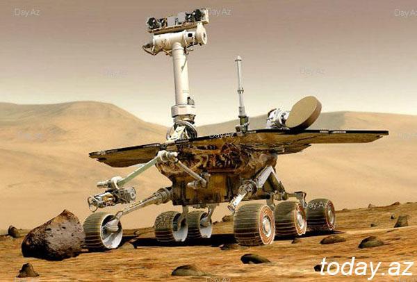 Menjelajahi Planet Mars Menggunakan Robot