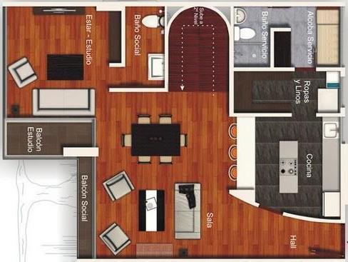 Planos de casas modelos y dise os de casas como hacer un - Como hacer un plano de una casa ...
