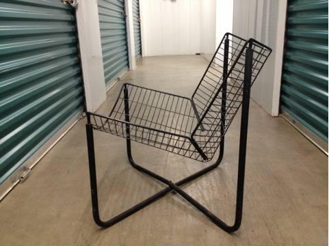 Genial Vintage Ikea Jarpen Wire Chair Modern   $150 (Medford )  Http://boston.craigslist.org/nos/fuo/3660309827.html