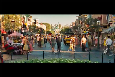 Disney Hanks Thompson Saving Mr. Banks Trailer Disneyland