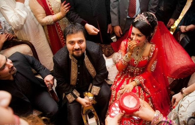 http://funkidos.com/pakistani-models-actors/ahmed-ali-butt-and-faatima-khan-wedding-ceremony-pictures