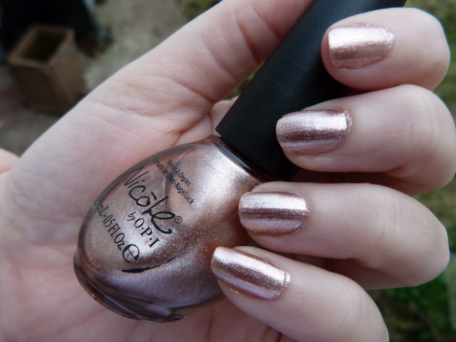 Nicole by OPI nail polish featuring the Kardashian Kolor collection ...