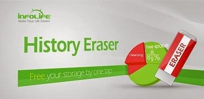 History Eraser Pro - Clean up APK