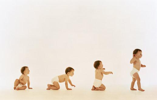 giai đoạn phát triển của trẻ
