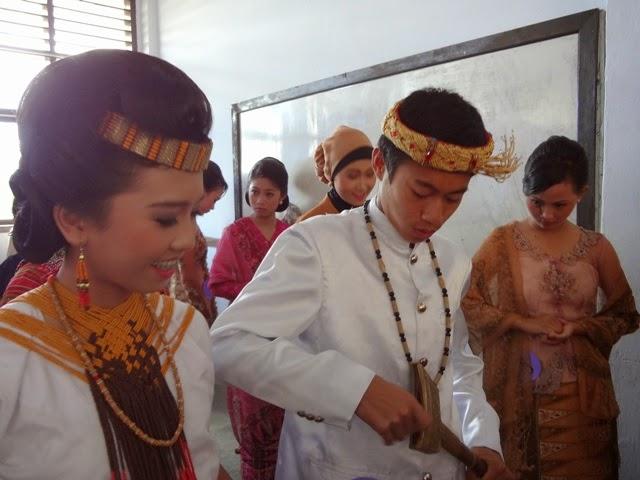 Pemilihan Putri Kartini dan Dodo – Pandin Smansa 2012