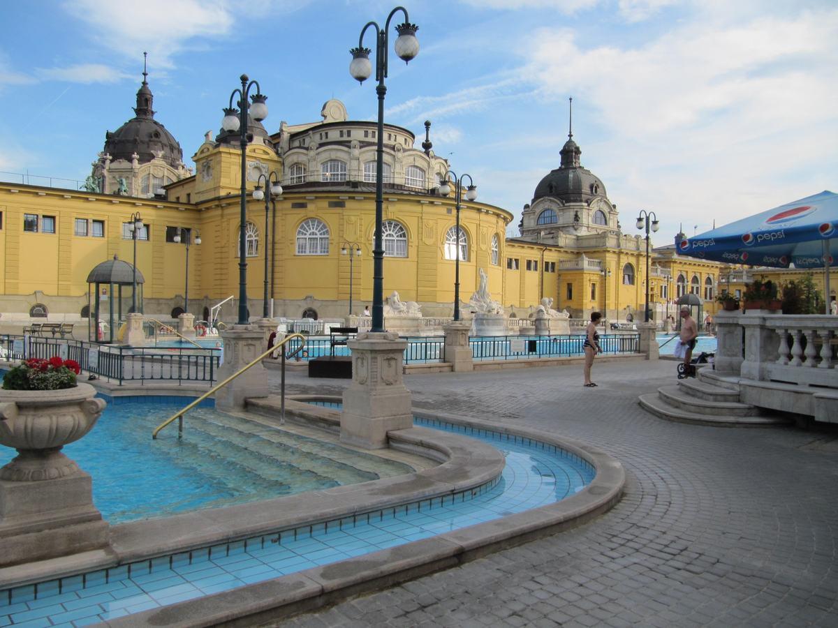 Termas budapest balneario gellert y sz chenyi mi ba l de blogs - Banos budapest ...