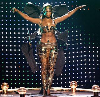 Beyoncé as Maria