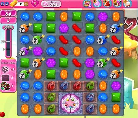 Candy Crush Saga 794