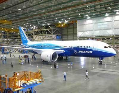 produsen pesawat terbang boeing company