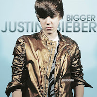 Justin Bieber. Bigger